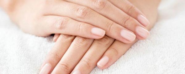 réparer les mains très abîmées
